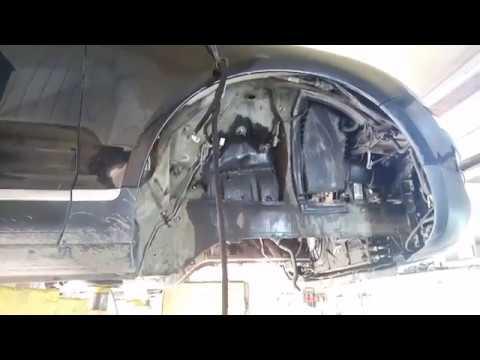 Метки ГРМ VW Touareg 2.5tdi