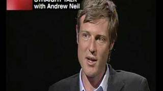 18 July 2008 - Straight Talk with Andrew Neil – Part 2