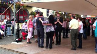getlinkyoutube.com-The Antrim Square and Caledonian sets with the Glenside Ceili Band
