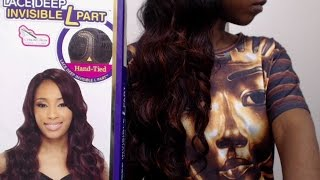 getlinkyoutube.com-EQUAL (Pisces) Invisible L Part Lace Front