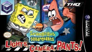 Longplay Of SpongeBob SquarePants: Lights, Camera, Pants!