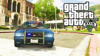 GTA 5 Secret Cars - Unmarked Police Cruiser, Police Bike, Police Van & Special Cruiser (GTA V)