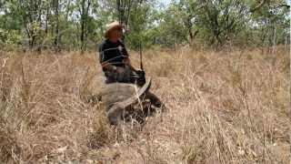 getlinkyoutube.com-Hunting The Northern Territory - Asian Water Buffalo