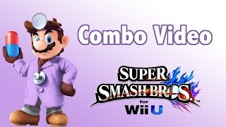 The Doc Is In An SSB4 Dr. Mario Combo Video