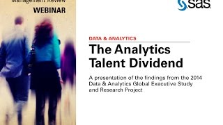 Analytics and Talent