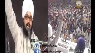getlinkyoutube.com-Kalgidhar Ji Da Sachkhand Jana   28 10 2014 Manoli Sant Baba Ranjit Singh Ji   Dhadrianwale Part 2