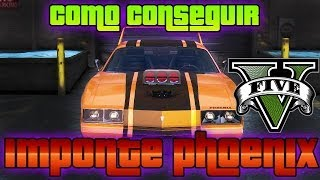 getlinkyoutube.com-GTA V Online - Conseguir Imponte Phoenix - Mi coche preferido (H)