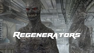 getlinkyoutube.com-Resident Evil 4 - Regenerator monsters