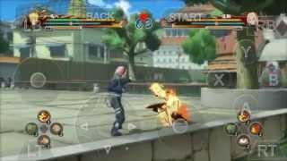 Download Naruto ultimate ninja strom revolution for Android !!!