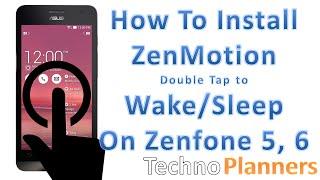 getlinkyoutube.com-How to Install Zenmotion Wake Sleep on Asus Zenfone 5, Zenfone 6