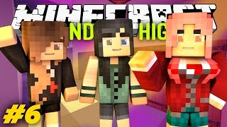getlinkyoutube.com-Yandere High School - THE NEW GIRL?! [S1: Ep.6 Minecraft Roleplay]