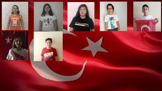 Nevşehir Doğa Kolejinden Anlamlı kutlama..