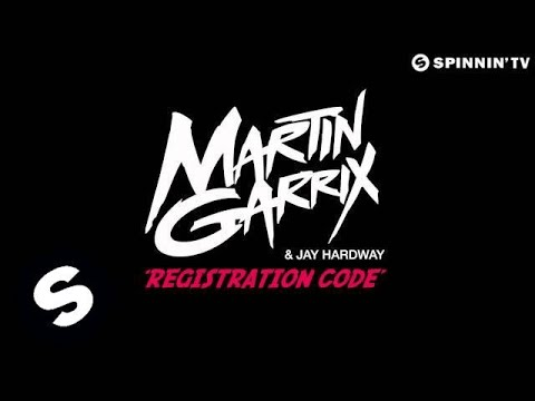 Martin Garrix   amp  Jay Hardway   Registration Code  FREE DOWNLOAD