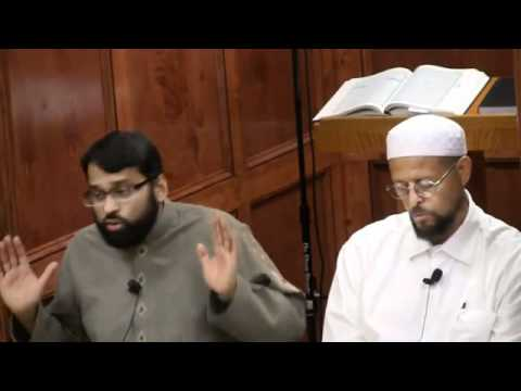 Lailatul Qadr --The Night of Power by Yasir Qadhi with special guest Imam Zaid Shakir