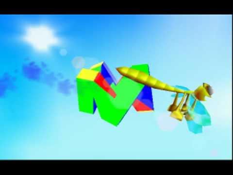 Banjo Kazooie intro (N64 logo only)