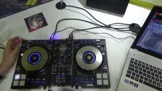 getlinkyoutube.com-Hercules DJControl Jogvision & VirtualDJ 8
