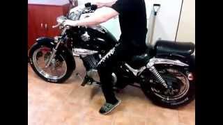 getlinkyoutube.com-Suzuki Intruder 125