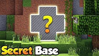 getlinkyoutube.com-MINECRAFT: BEST SECRET BASE / DOOR Tutorial #3 How to Build a Hidden House
