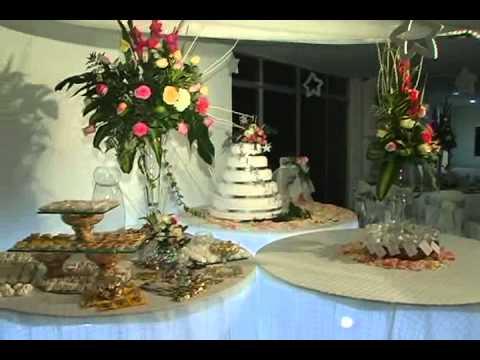 Casa Cristal 15 años Decoracion