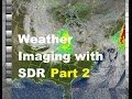 Receiving NOAA Weather Satellite Images with $10 USB SDR Device Tutorial Part 2