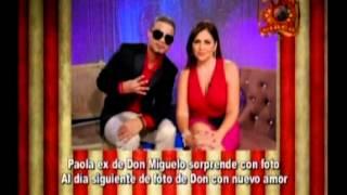 getlinkyoutube.com-PAOLA EX DE DON MIGUELO SORPRENDE CON FOTO