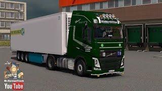 getlinkyoutube.com-[ETS2 v1.26] New Volvo FH & FH16 2012 v2.8 + ALL DLC´s ready