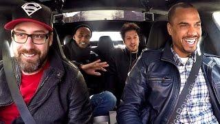 getlinkyoutube.com-Sido, Teddy Comedy & Fahri Yardim über HALBE BRÜDER - PATZE TALKS