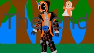 getlinkyoutube.com-[Pivot] Mask rider Ghost Ore Damashii Henshin