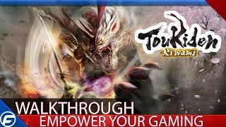 getlinkyoutube.com-Toukiden: Kiwami Walkthrough Part 1 Custom Character