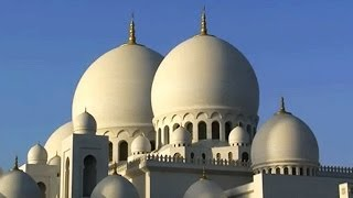 getlinkyoutube.com-The Shaikh Zayed Grand Mosque in Abu Dhabi