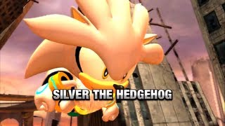Sonic Generations - Silver The Hedgehog Rival Battle