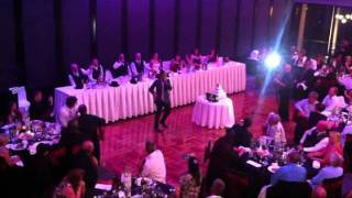 getlinkyoutube.com-Genesis - Beatboxing at a Wedding