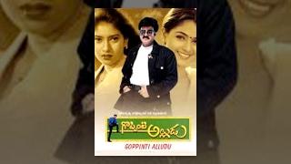 getlinkyoutube.com-Goppinti Alludu Telugu Full Length Movie ||  Balakriskna , Simran , Sanghavi
