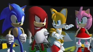 getlinkyoutube.com-SONIC Vs. KNUCKLES Vs. TAILS Vs. AMY ROSE