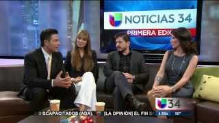 getlinkyoutube.com-Blanca Soto  Ernesto Laguardia y Fernando Colunga en  Oscuro Total