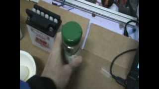 getlinkyoutube.com-Lead Alum Battery Conversion