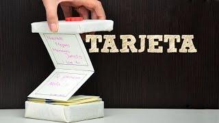 getlinkyoutube.com-TARJETA DE RECUERDOS PARA REGALAR | MUSAS | ideas para regalar 14 de febrero