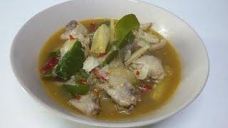 getlinkyoutube.com-แกงลาวไก่ใส่วุ้นเส้น Chicken noodle soup สูตรสาวอีสานบ้านทุ่ง