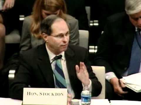 Dan Lungren questions Paul Stockton- Assistant Defense Secretary for Homeland Defense: