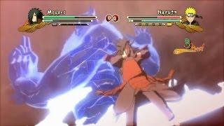getlinkyoutube.com-나루토 스톰3 마다라(예토전생)/Naruto Storm 3 Madara(Edo Tensei) Gameplay