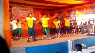 getlinkyoutube.com-Santhali dance performance in dmka