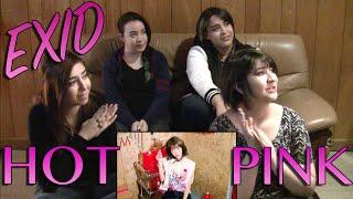 "getlinkyoutube.com-EXID - ""HOT PINK"" MV Reaction"