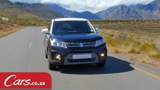 getlinkyoutube.com-We drive the new Suzuki Vitara - Quick Review