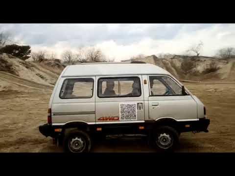 Где находятся рулевые наконечники у Субару Либеро