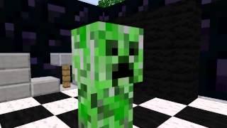 getlinkyoutube.com-Minecraft - โรงเรียนฝึกสอนครีปเปอร์