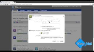 كيفية انشاء شريط ادوات Toolbar لموقعك او لصفحتك