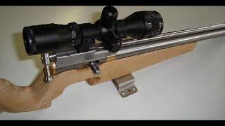 getlinkyoutube.com-Modern Pneumatic Airgun - H.M. Buckley