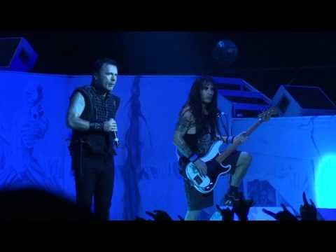 Iron Maiden Phantom of the Opera Live Montreal HD 1080P 2012