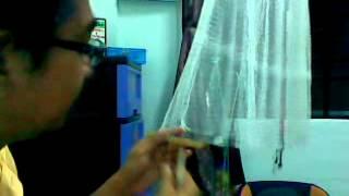 Membuat jala ikan cast-net secara manual - Introduction