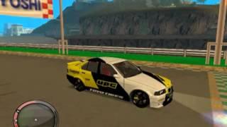 getlinkyoutube.com-GTA SAN - ทดสอบสนาม Drift